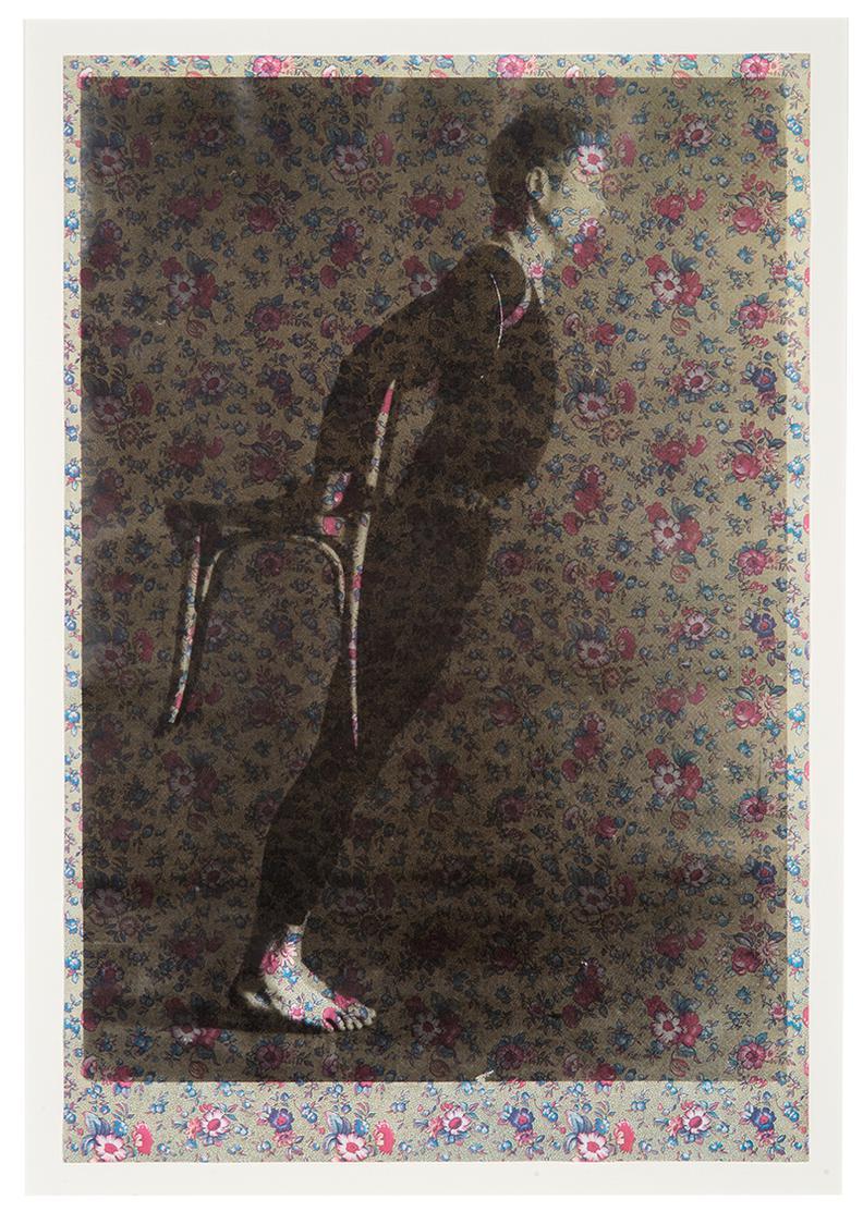 Andy Warhol-Merce Cunningham I-1974