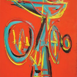 Emerson Woelffer-Untitled-1949