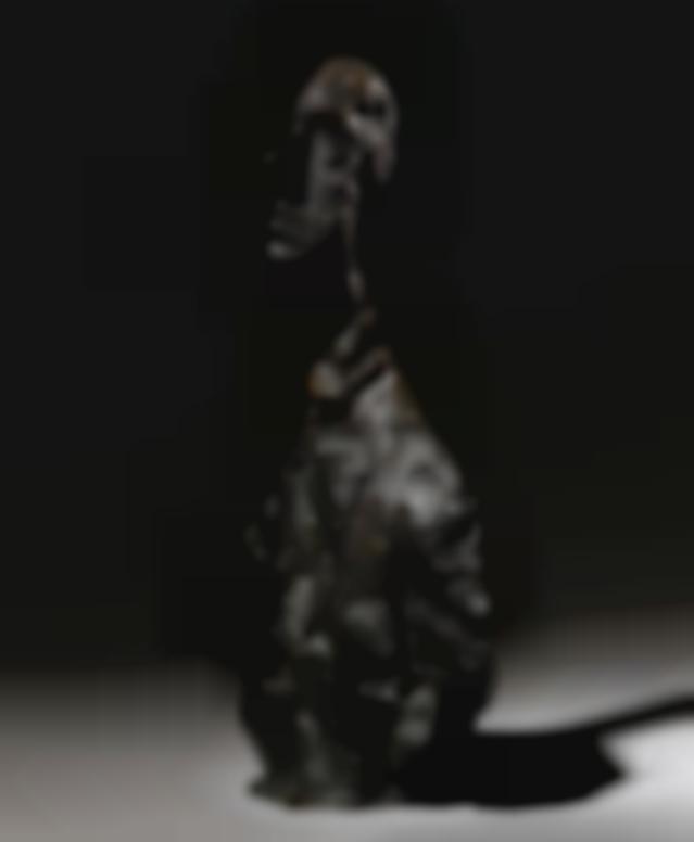 Alberto Giacometti-Diego (Buste Au Grand Nez)-1960