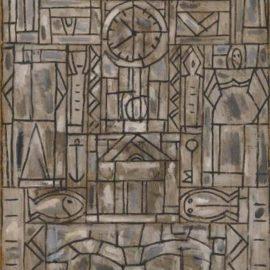 Joaquin Torres-Garcia-Construccion En Blanco-1931