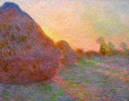 Claude Monet-Meules-1890