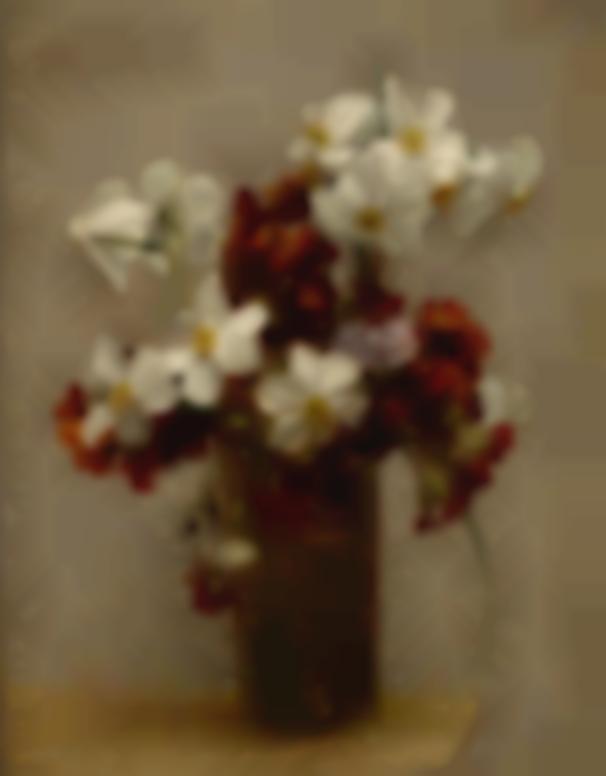 Henri Fantin-Latour-Narcisses, Giroflees Et Primeveres-1881