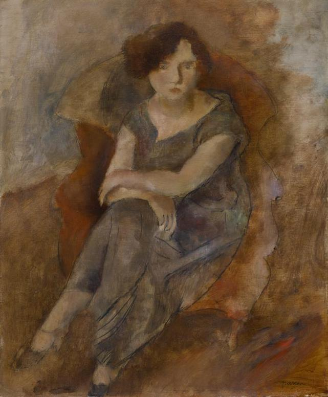 Jules Pascin-Gaby-1927