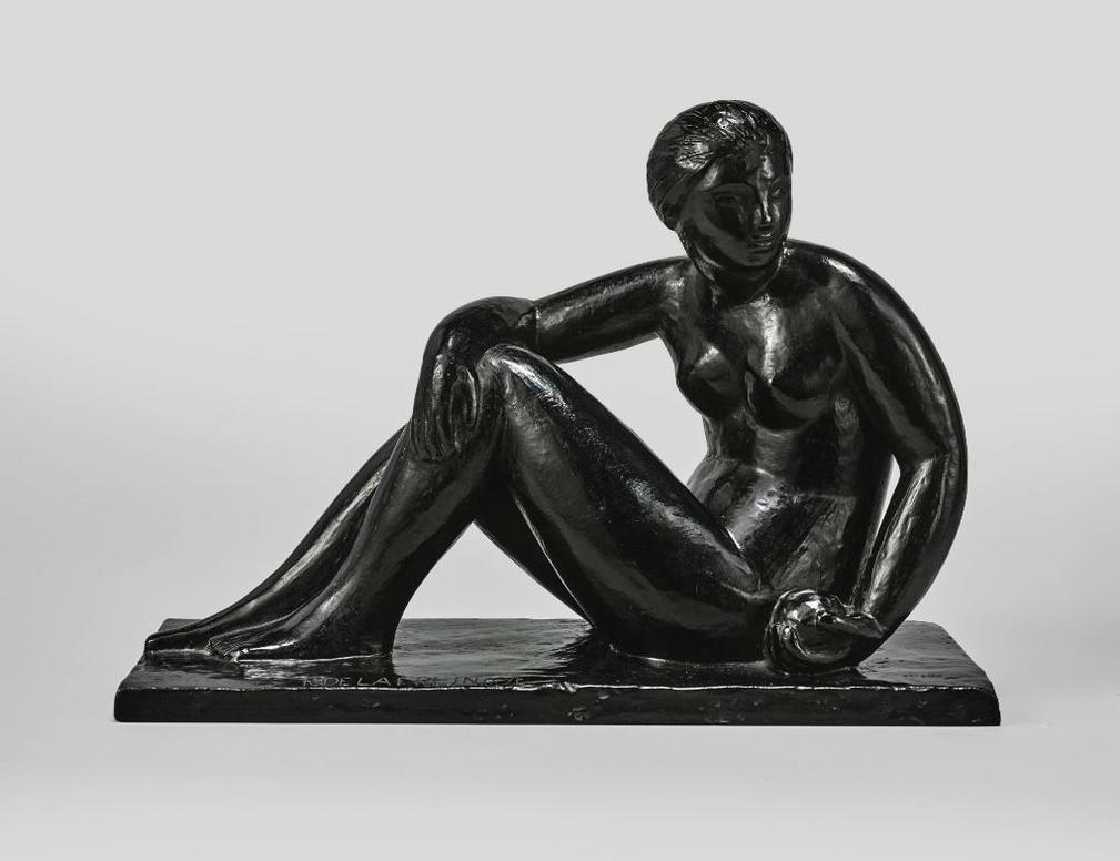 Roger de La Fresnaye-Eve-1911