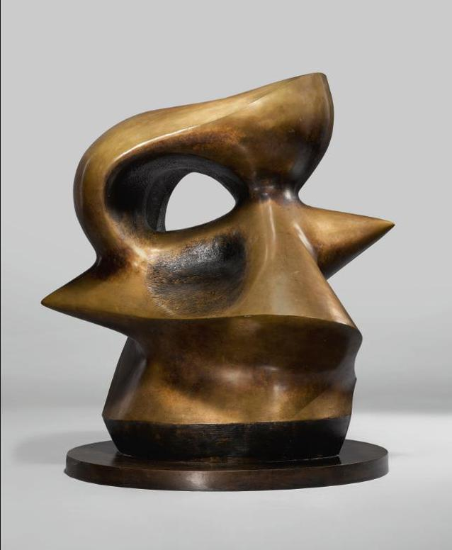 Henry Moore-Spindle Piece-1968