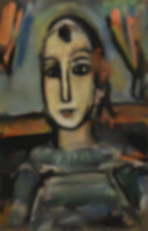 Georges Rouault-Pierrot-1939