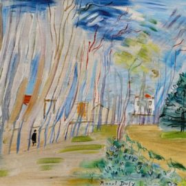 Raoul Dufy-Lallee-1940