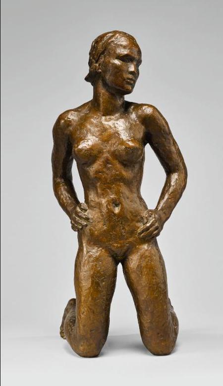Georg Kolbe-Kniende (Kneeling Woman)-1928