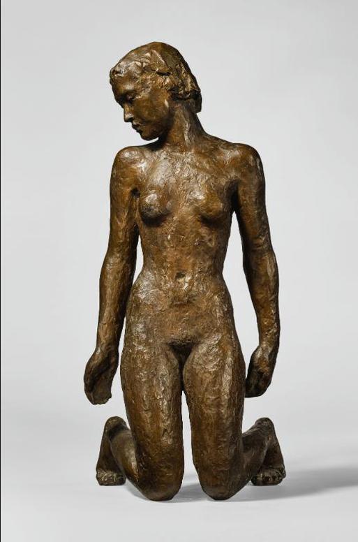 Georg Kolbe-Kniende (Kneeling Woman)-1926