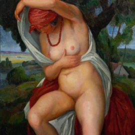 Angel Zarraga-Lete-1923