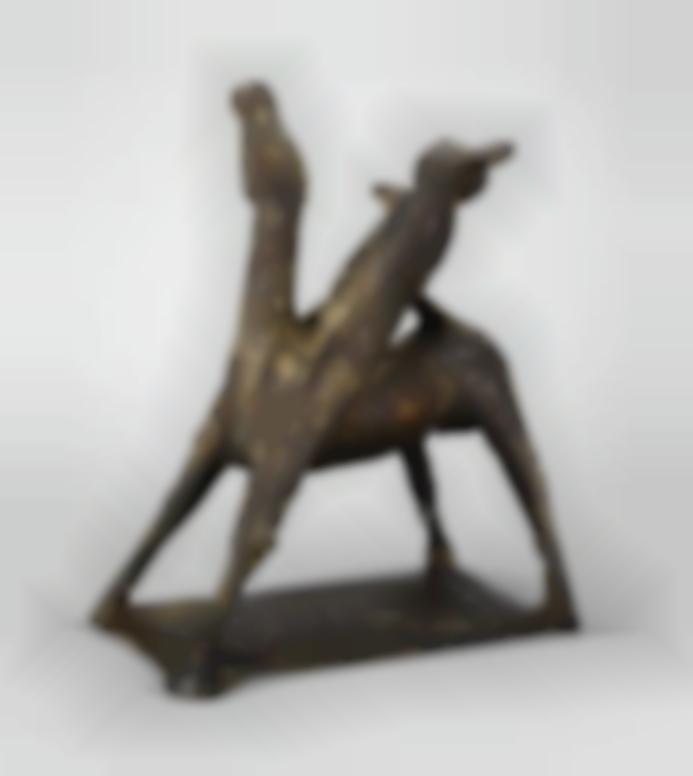 Marino Marini-Piccolo Cavaliere (Small Rider)-1951