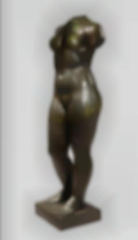 Aristide Maillol-La Nymphe-1930