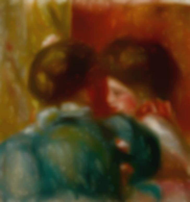 Pierre-Auguste Renoir-Deux Femmes-1903