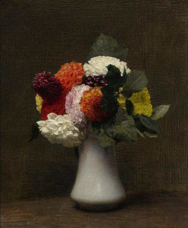 Henri Fantin-Latour-Dahlias-1872