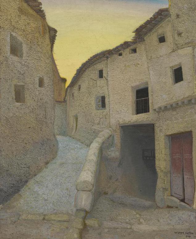 Wifredo Lam-Cuenca-1928