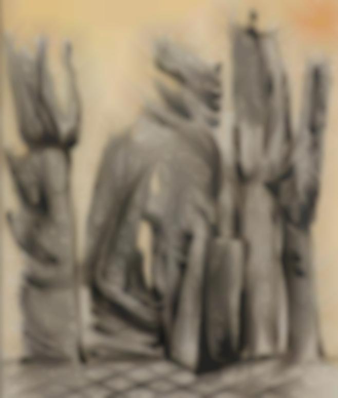 Max Ernst-La Foret-1925