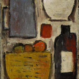 Joaquin Torres-Garcia-Panier Aux Fruits-1930