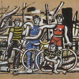 Fernand Leger-Lequipe-1944