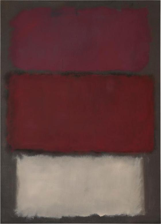 Mark Rothko-Untitled-1960