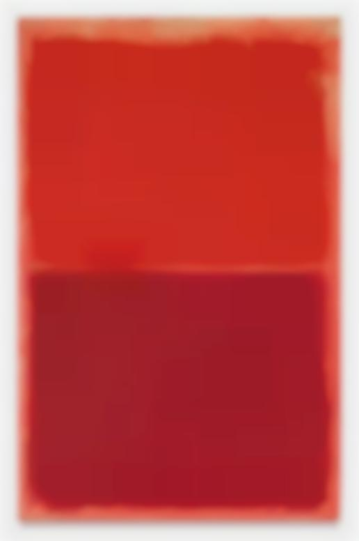 Mark Rothko-Untitled (Red On Red)-1969