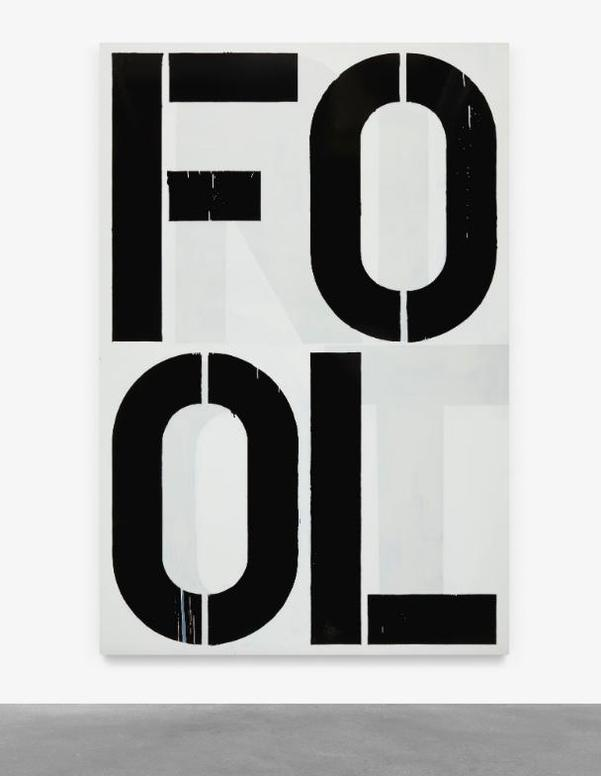 Christopher Wool-Untitled-1990