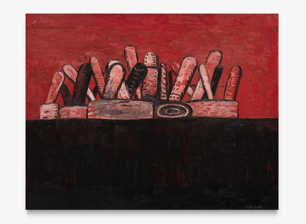 Philip Guston-Red Sky-1978