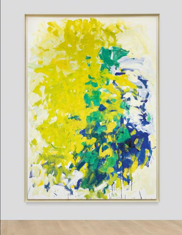 Joan Mitchell-Larbre De Phyllis-1991