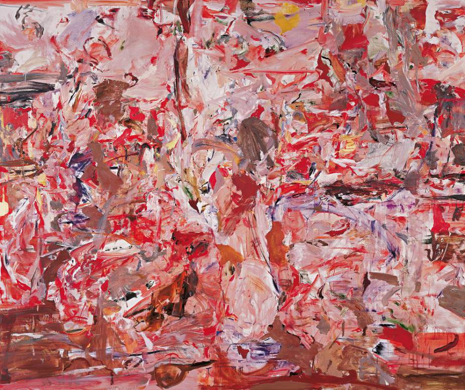 Cecily Brown-Confessions Of A Window Cleaner-2001