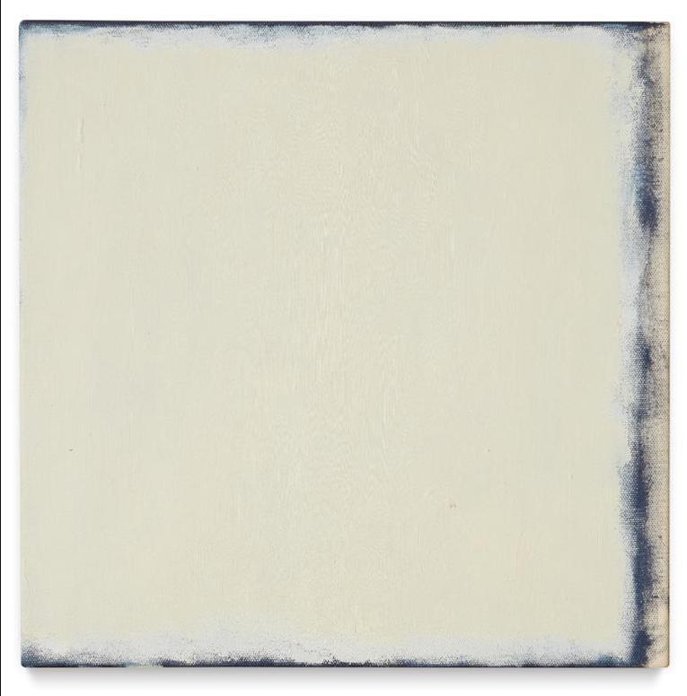 Robert Ryman-Series #30 (White)-2004