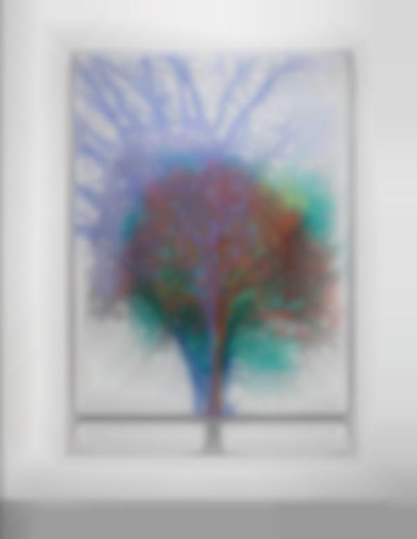 Charles Gaines-Numbers And Trees: Central Park Series Iv: Tree #6, Carmichael-2019