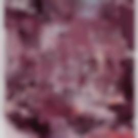 Mark Bradford-Scratch Pink-2018