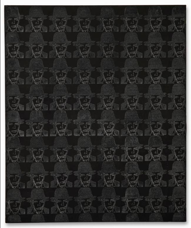 Andy Warhol-Joseph Beuys (Reversal)-1983
