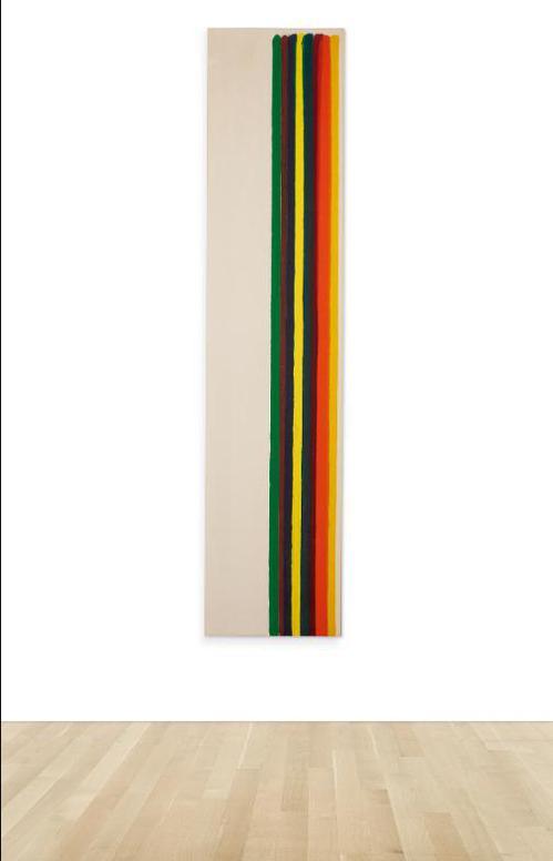 Morris Louis-Number 1-78-1962