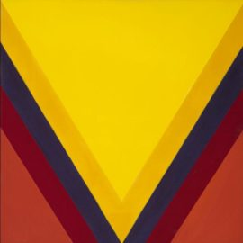 Kenneth Noland-East-West-1963