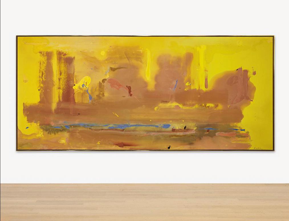 Helen Frankenthaler-Afternoon-1982