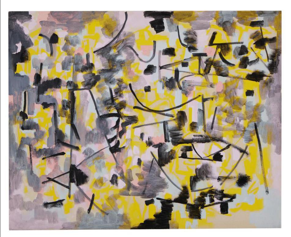 Ad Reinhardt-Untitled-1950