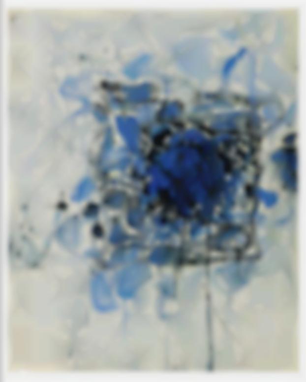 Sam Francis-Untitled-1953