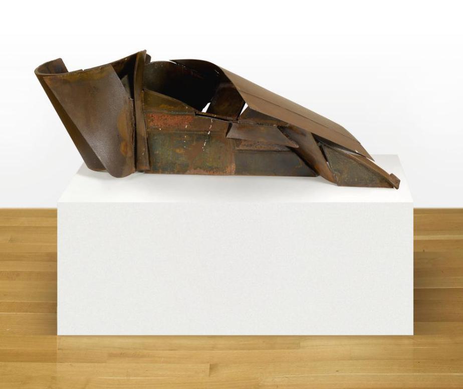 Anthony Caro-Table Piece CCLXXIX (Kristeel)-1976