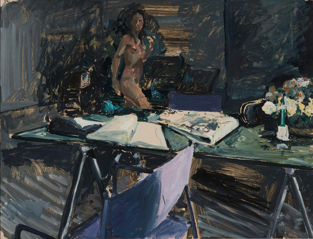 Eric Fischl-Untitled-1984