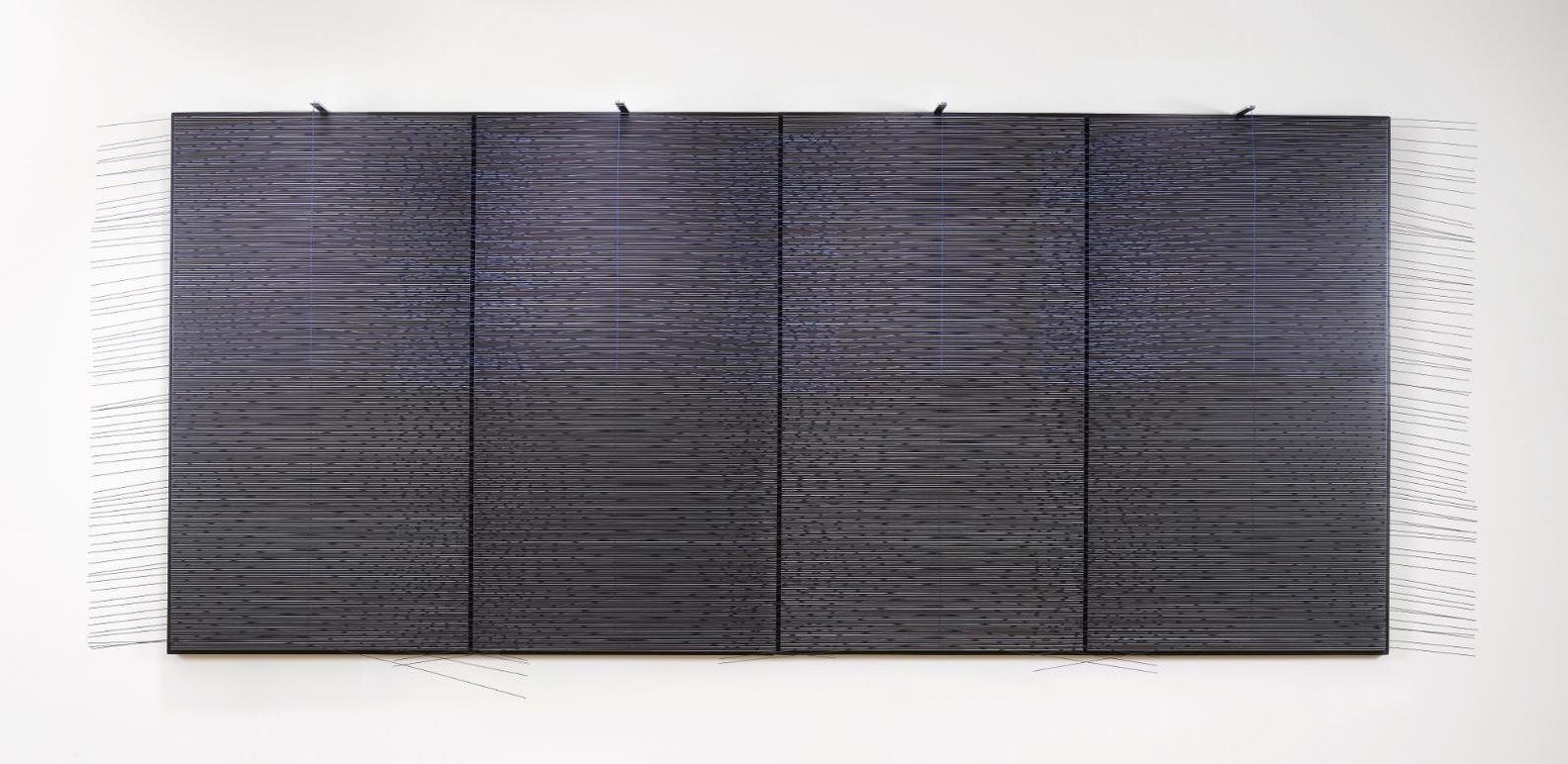 Jesus Rafael Soto-Gran Vibracion Azul Y Negra-1999