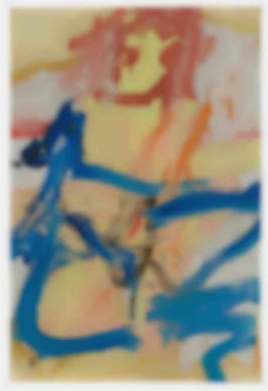 Willem de Kooning-Untitled-1972