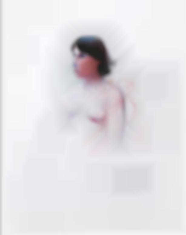 David Hockney-Study Of L.A., Paris-1975