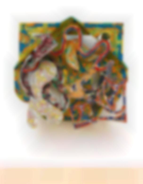 Frank Stella-Thruxton 3X-1982