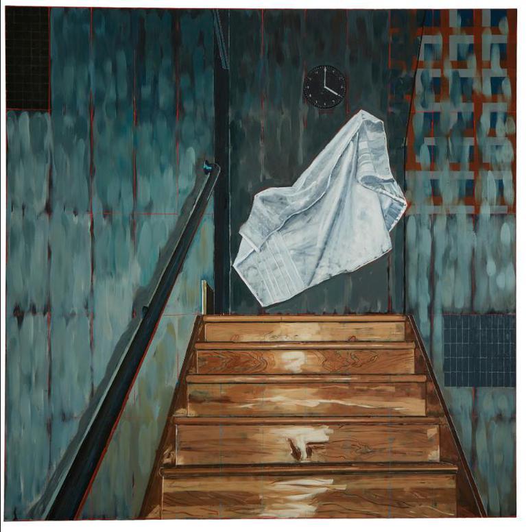 Jennifer Bartlett-Four A.M.-1992