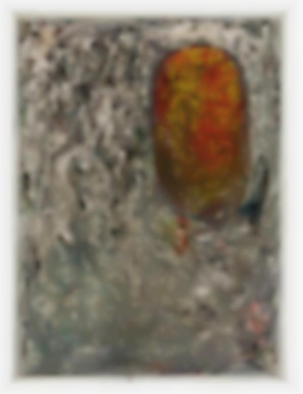 Jake Berthot - Tilting Yellow-1989