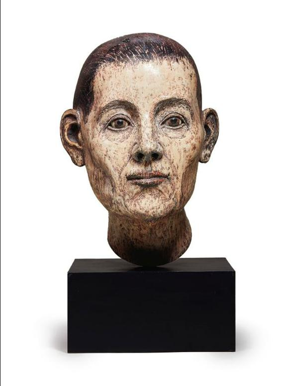 John Davies-Head Of A Man-1988