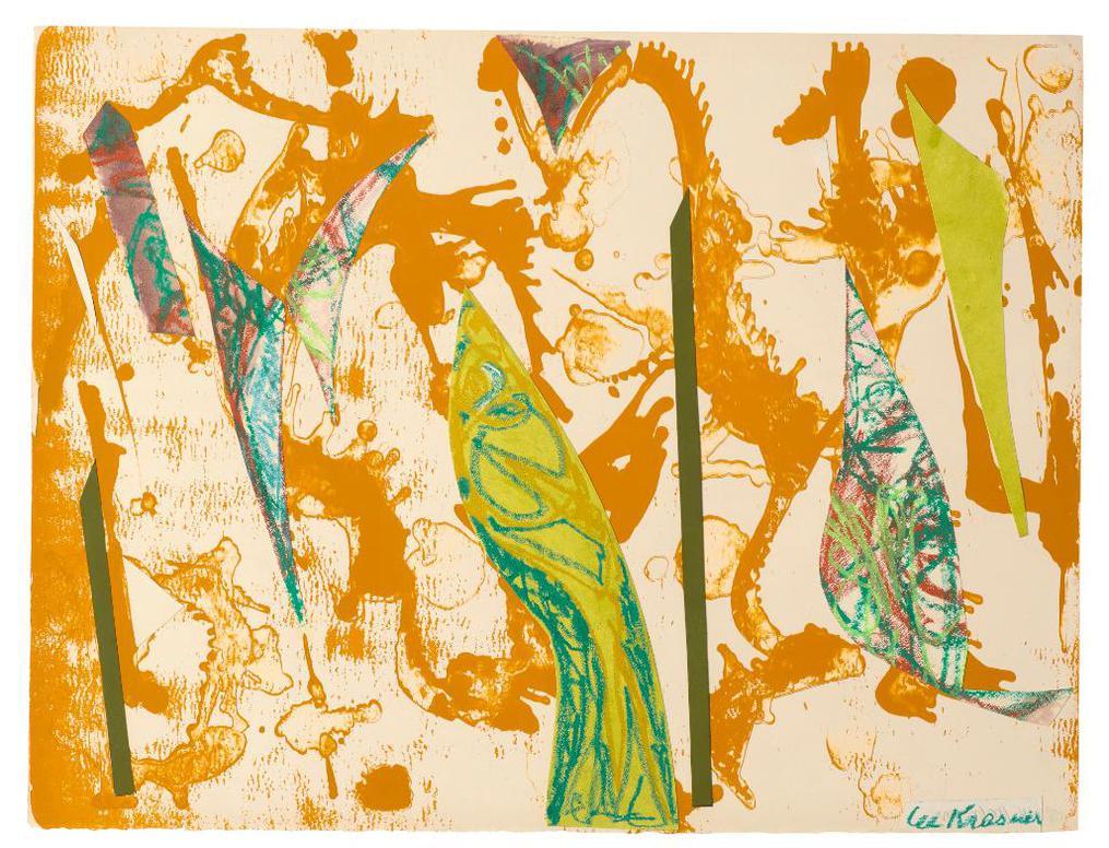 Lee Krasner-Twenty-Four Hours Light-1980