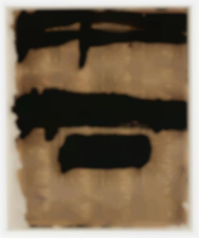 Franz Kline-Untitled-1950