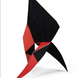 Alexander Calder-Pentagon-1973