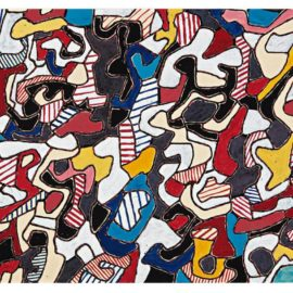 Jean Dubuffet-Conjectures-1964
